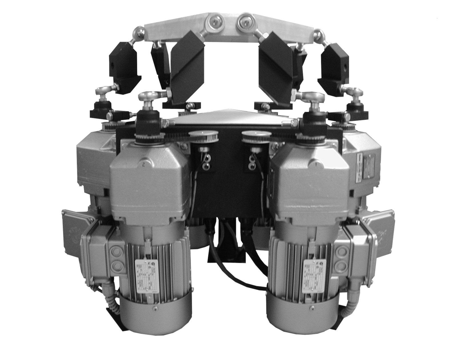 Six Axis (6DOF) Motion Base Platform Systems